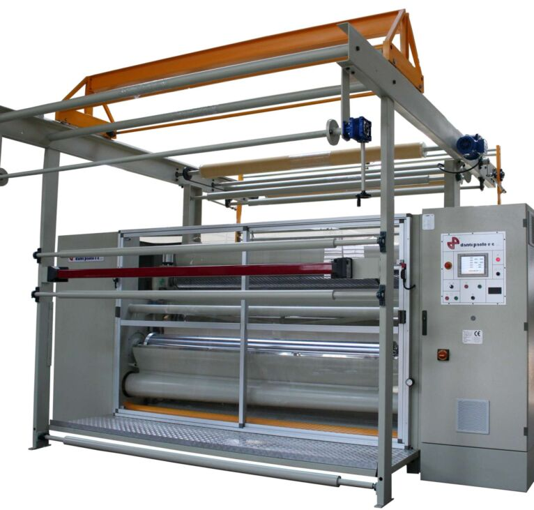 COMBINED POLISHING AND SHEARING MACHINE​